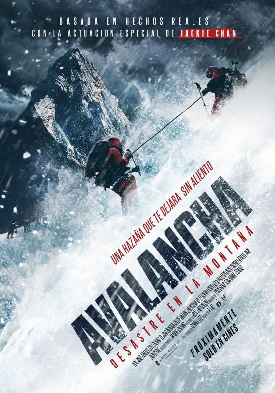 Avalancha, desastre en la montaña