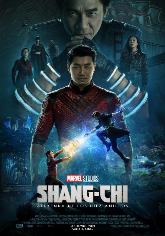 Shang-Chi y la Leyenda de los 10 A