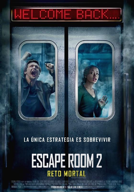 Escape Room 2, Reto Mortal