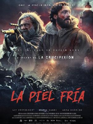 Poster de:2 LA PIEL FRIA