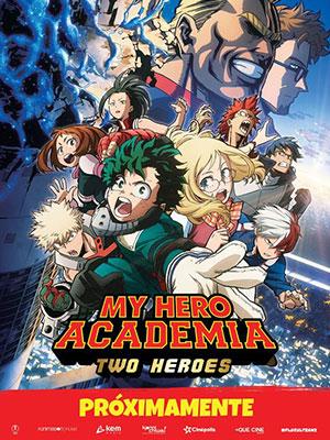 Poster de:2 MY HERO ACADEMIA