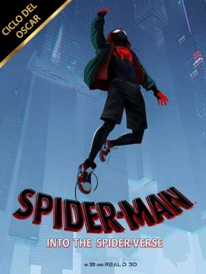 Poster de:1 SPIDERMAN UN NUEVO UNIVERSO