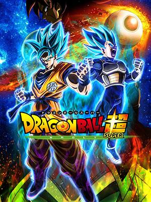 Poster de:1 DRAGON BALL SUPER BROLY