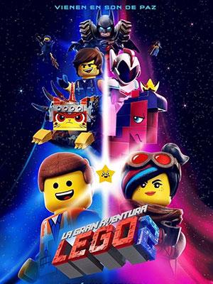 Poster de:2 LEGO 2