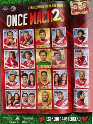Poster de:2 ONCE MACHOS 2