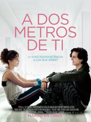 Poster de:1 A DOS METROS DE TI
