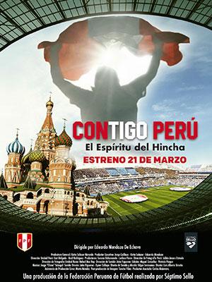 Poster de:2 CONTIGO PERU