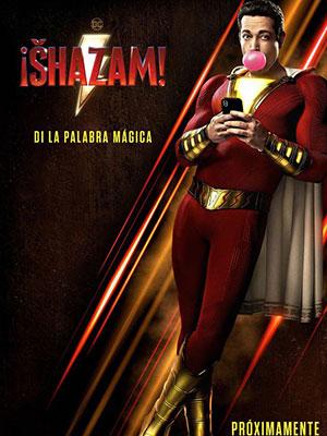 Poster de:1 SHAZAM