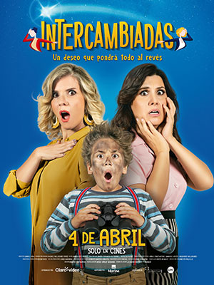 Poster de:2 INTERCAMBIADAS