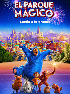 Poster de:1 PARQUE MAGICO