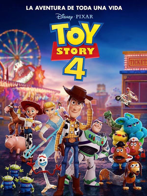 Poster de: TOY STORY 4