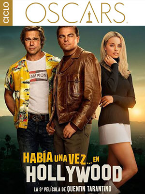 Poster de:1 HABIA UNA VEZ EN HOLLYWOOD