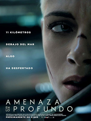 Poster de:1 AMENAZA EN LO PROFUNDO