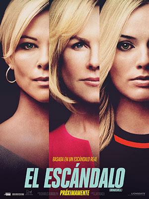 Poster de:2 EL ESCANDALO