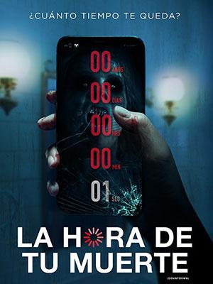 Poster de:1 LA HORA DE TU MUERTE